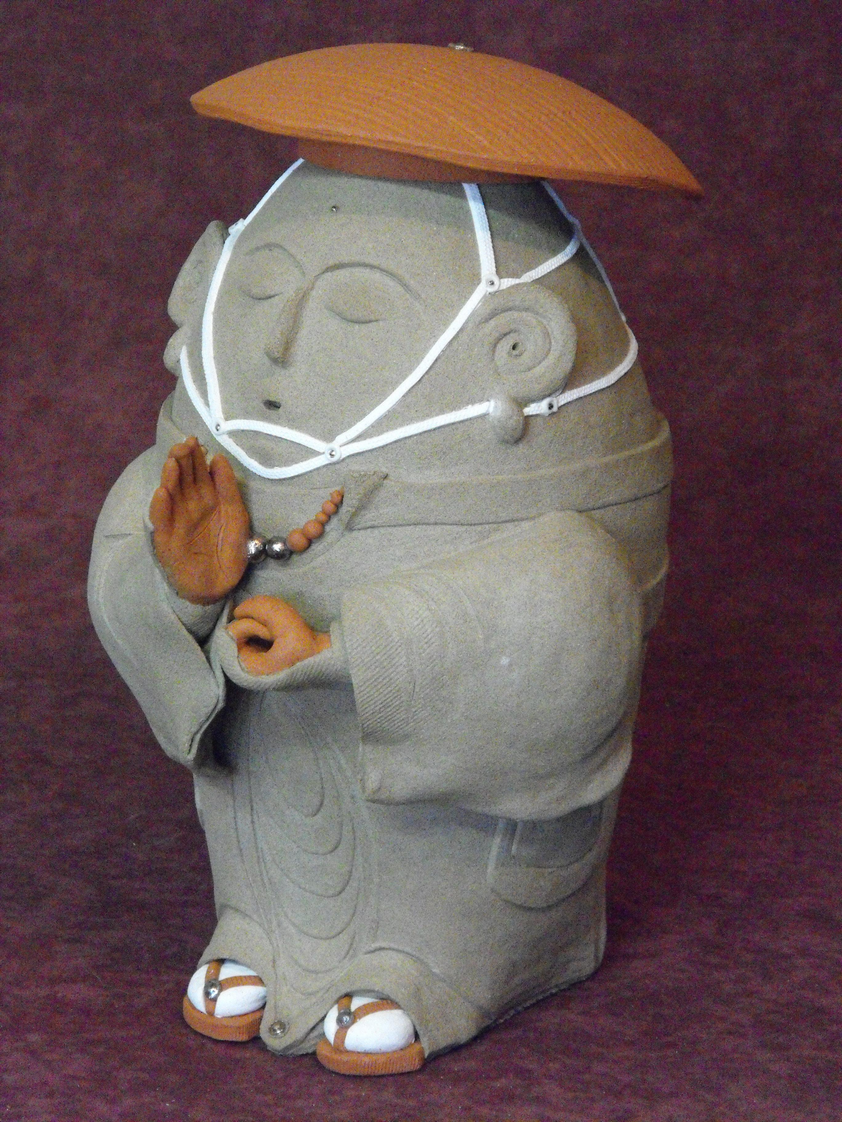 Meditating Jizo